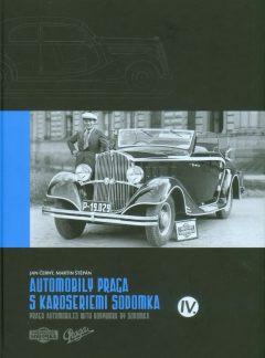 Automobily Praga s karoseriemi Sodomka IV. díl