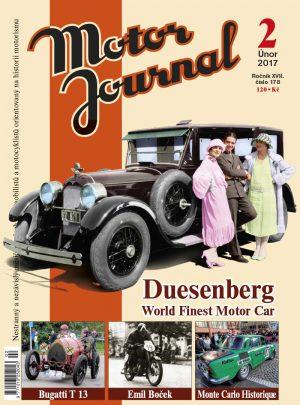 Motor Journal 2017/02