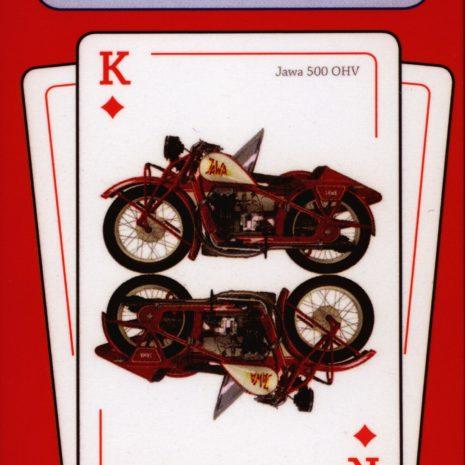 MOTO veterani karty