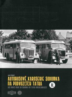 Autobusové karoserie Sodomka na podvozcích tatra II. díl