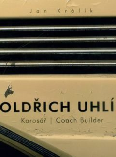 Oldřich Uhlík Karosář (podpis autora)