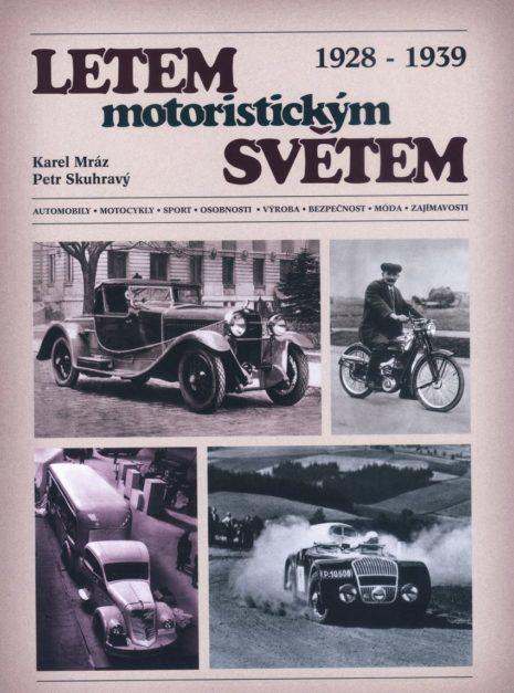 189 Letem motor svetem tisk
