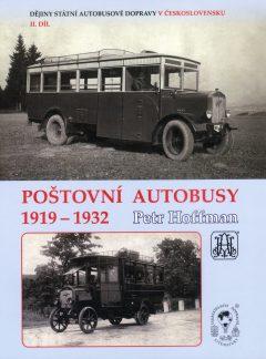 Poštovní autobusy 1919 – 1932 2. díl