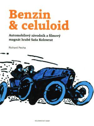 Benzín & celuloid: Automobilový závodník a filmový magnát hrabě Saša Kolowrat