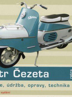 Skútr Čezeta – 2. rozšířené vydání