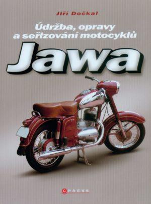 Údržba, seřizování a opravy motocyklů Jawa