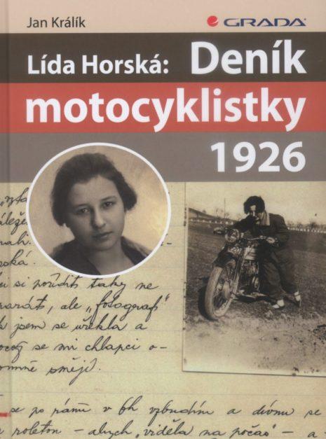 43 Motocyklistka Kralik