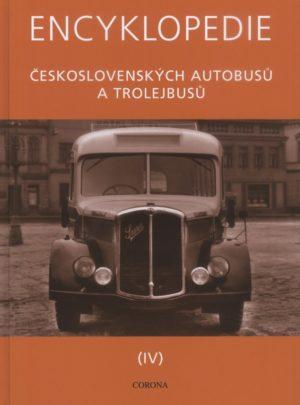 Encyklopedie československých autobusů a trolejbusů IV. díl