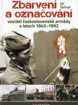 Zbarvení a označování vozidel československé armády v letech 1945–1992