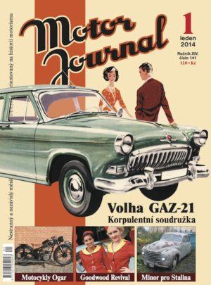 Motor Journal 1/2014