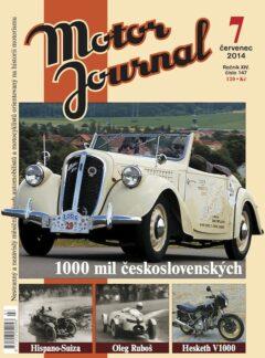 Motor Journal 7/2014