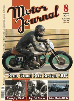 Motor Journal 8/2014