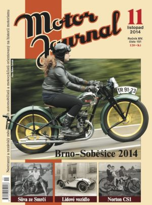 Motor Journal 11/2014
