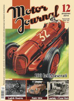 Motor Journal 12/2014