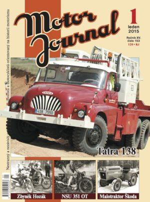 Motor Journal 1/2015