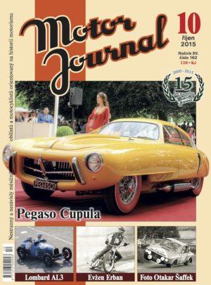 Motor Journal 10/2015