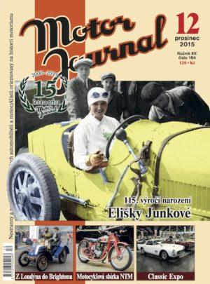 Motor Journal 12/2015