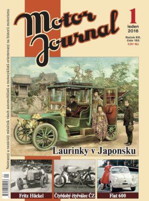Motor Journal 1/2016