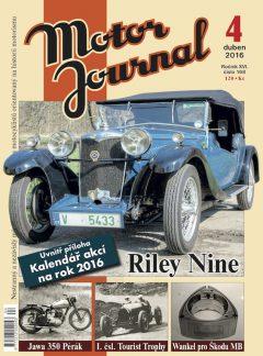 Motor Journal 4/2016