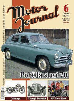 Motor Journal 6/2016