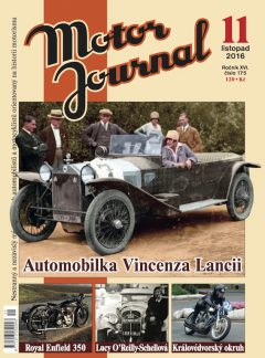 Motor Journal 11/2016