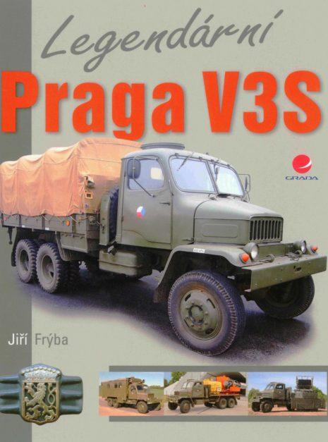 Praga V3S Grada TISK