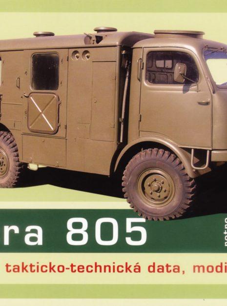 Tatra 805 Grada tisk