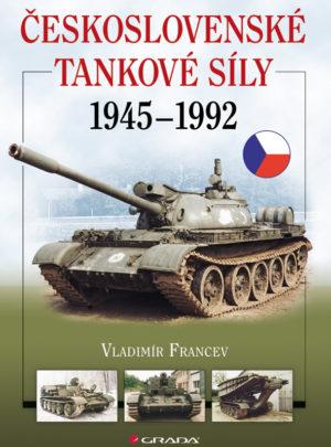 Československé tankové síly 1945 – 1992