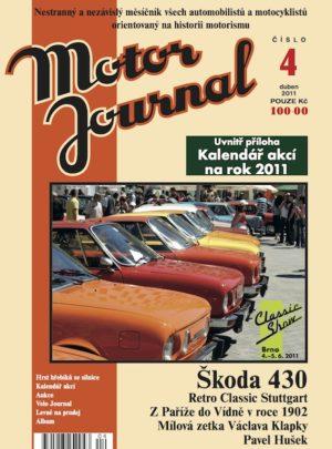 Motor Journal 4/2011