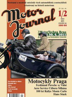 Motor Journal 1/2/2011
