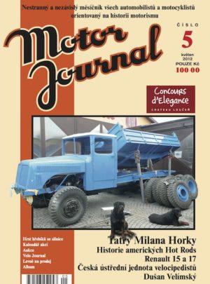 Motor Journal 5/2012