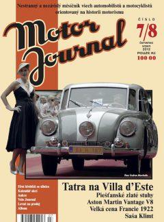 Motor Journal 7/8/2012