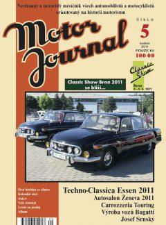 Motor Journal 5/2011