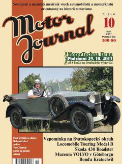 Motor Journal 10/2011