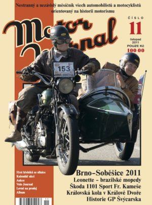Motor Journal 11/2011