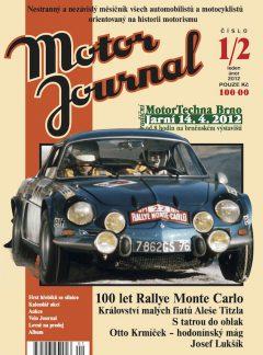 Motor Journal 1/2/2012