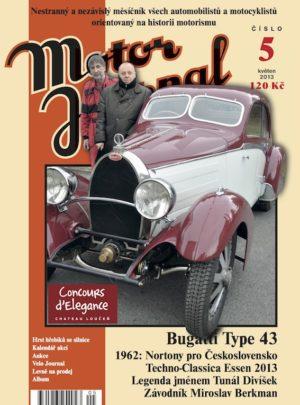 Motor Journal 5/2013