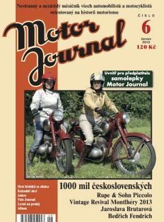 Motor Journal 6/2013