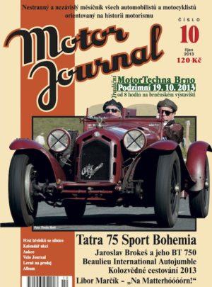 Motor Journal 10/2013