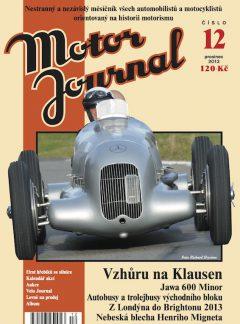 Motor Journal 12/2013