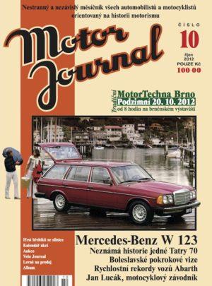 Motor Journal 10/2012