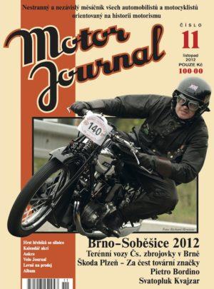 Motor Journal 11/2012