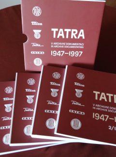 Tatra v archivní dokumentaci 1947 – 1997