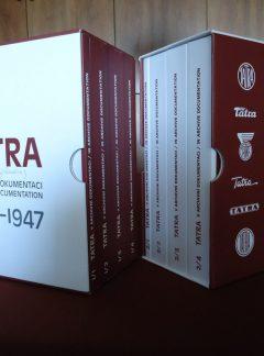 Tatra v archivní dokumentaci 1947–1997