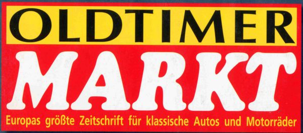 Oldtimer Markt 2001/3
