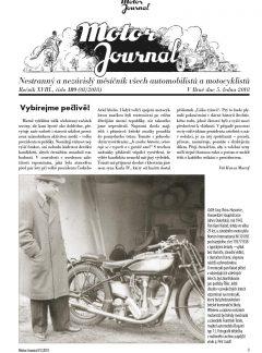 Motor Journal 1/2018