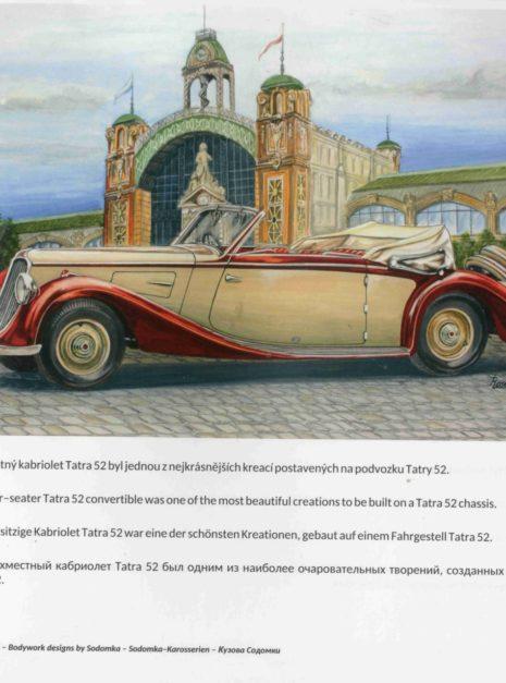 Tatra Rozenkranz kresby 002