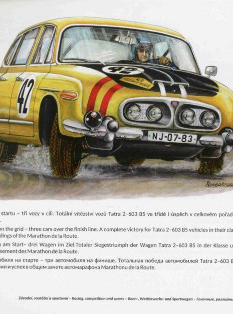 Tatra Rozenkranz kresby 003