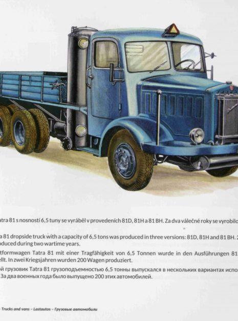 Tatra Rozenkranz kresby 004