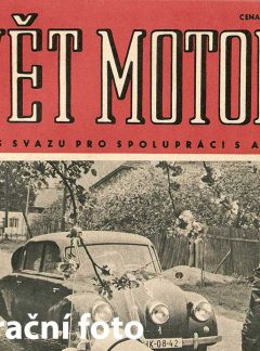 Svět motorů 1963